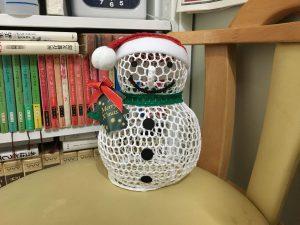 教室アルファのクリスマスの風景