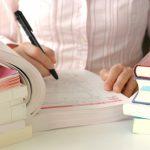 教科書と参考書